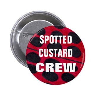 Botón manchado de la insignia del Pin del miembro