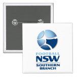 Botón meridional de la rama de FNSW Pin