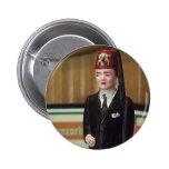Botón minúsculo de Shriner Pin