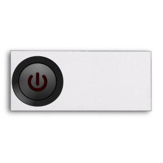 Botón negro - en símbolo