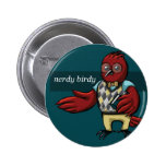 Botón Nerdy de Birdy Pin
