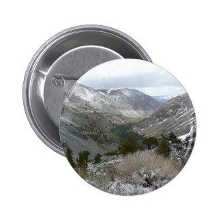 Botón Nevado Sierra Nevadas Pins