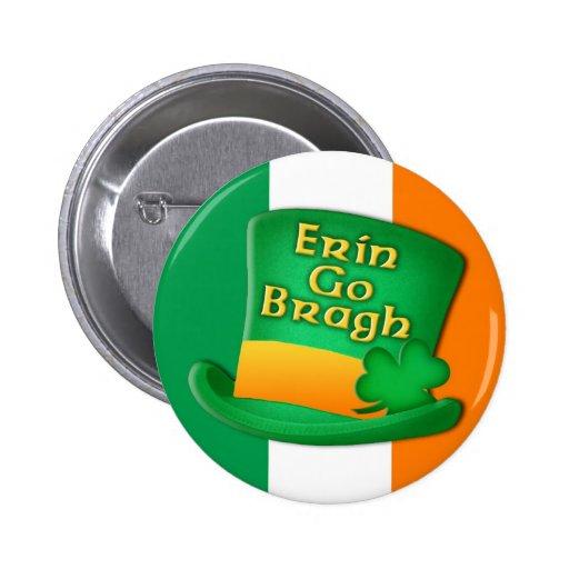 Botón No2 del día de San Patricio Pins