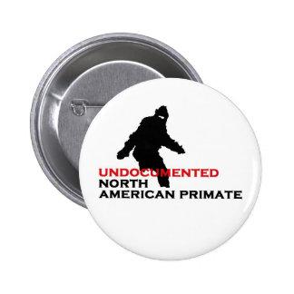 Botón NORTEAMERICANO INDOCUMENTADO del PRIMATE Pin