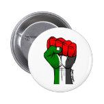 Botón palestino del puño de Carlos Latuff Pins