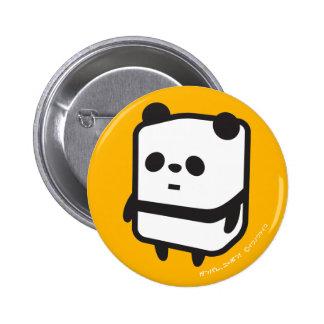 Botón - panda de la caja