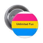 Botón Pansexual Pins