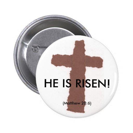Botón - Pascua Pins