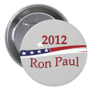 Botón/Pin de Ron Paul
