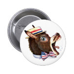 Botón principal del burro pins