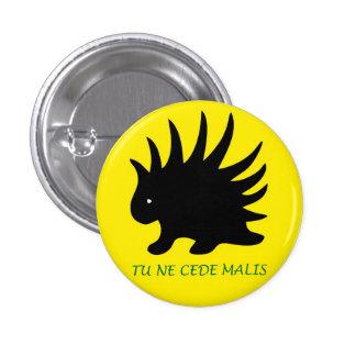 Botón Puerco Espín Liberal - M4 Pin Redondo De 1 Pulgada