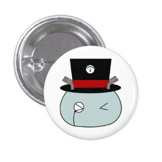 Botón punky de Dango del vapor Pins
