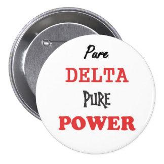 botón puro del DELTA Pins