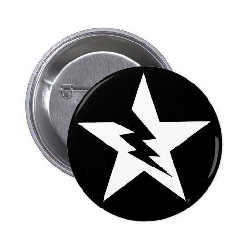botón quebrado de la estrella