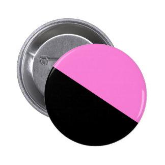 Botón raro de la bandera del anarquista pin