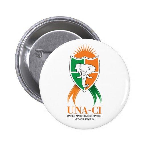 Botón redondo de ANU-CI Pins