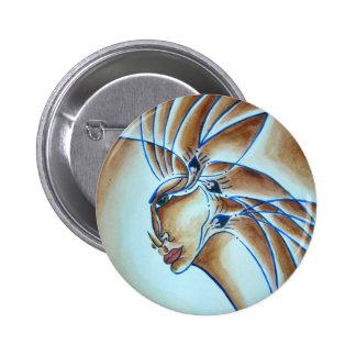 Botón redondo de Hera Pin