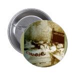 Botón redondo de /Mary Kelly del cátodo Pins