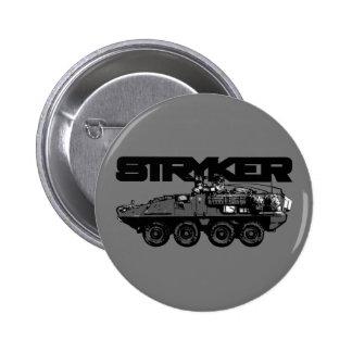 Botón redondo de Stryker
