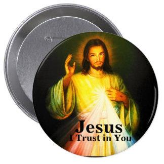 Botón redondo grande del Evangelization de DWMoM