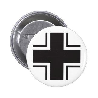 Botón redondo - Segunda Guerra Mundial de Luftwaff Pins