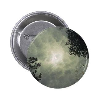 Botón reflejado pin redondo de 2 pulgadas