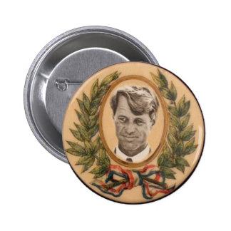 Botón retro de RFK Pins