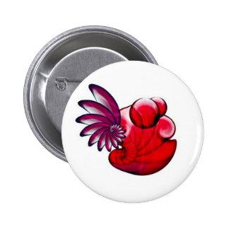 Botón rojo de Injun Pin