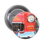 Botón rojo del coche pins