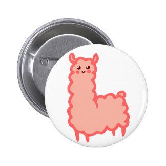 botón rosado de la llama