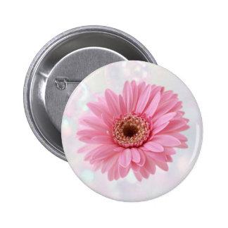 Botón rosado de la margarita del Gerbera Pin