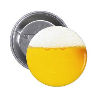 Botón sabroso frío de la cerveza pins