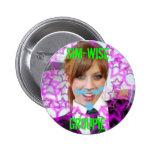 botón sim-sabio de Alex, GROUPIE de SIM-WISE Pins