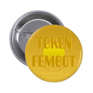 Botón simbólico de Fembot