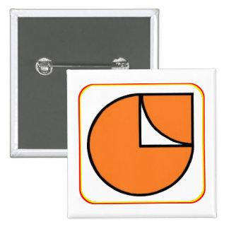 Botón simple de MEC Pins