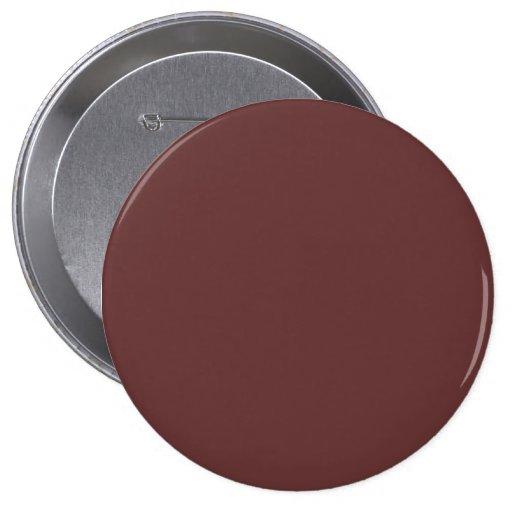Botón sobre personalizar de 50 colores pins