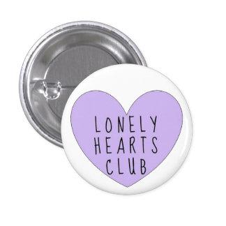 Botón solo del club de los corazones pins