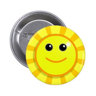 Botón SONRIENTE Pin