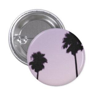 Botón temático de California Pin Redondo De 1 Pulgada
