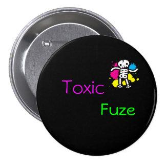 Botón tóxico del fusible pin