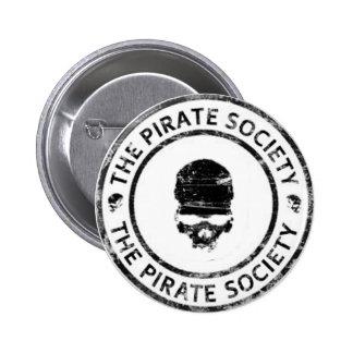 Botón TPS-Sucio del logotipo Pins