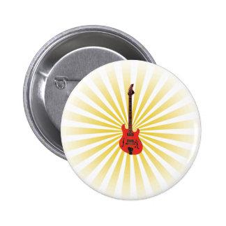 Botón Trey de la guitarra de Phish Pin Redondo De 2 Pulgadas