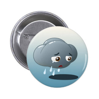 Botón triste pin