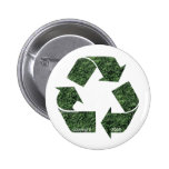 Botón verde pins