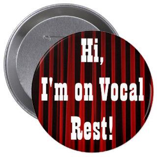 Botón vocal del resto