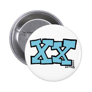 Botón XX Pins