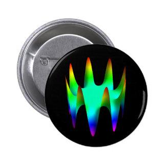 Botón: Zernike Z polinomial (8,8) Pin Redondo 5 Cm