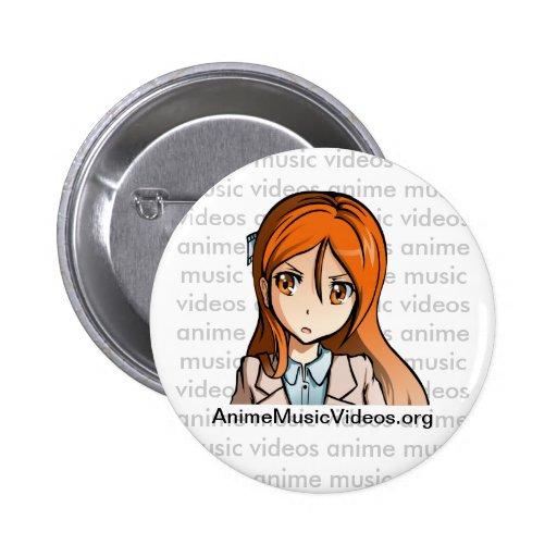 botones 2009 del Org-moreno Pin