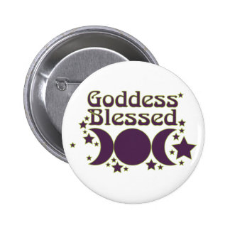 Botones bendecidos diosa