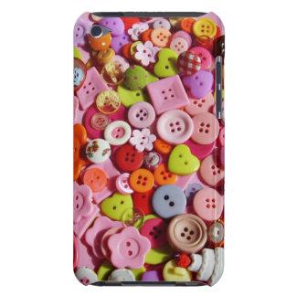 Botones Case-Mate iPod Touch Cárcasa